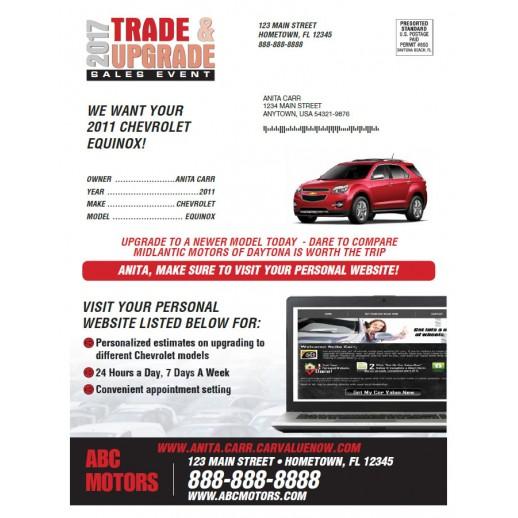 Trade & Upgrade - Red