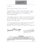 Check Mailer - Automotive Personalized Letter - Buyback