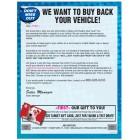 Ultimate Buy Back Event - Blue