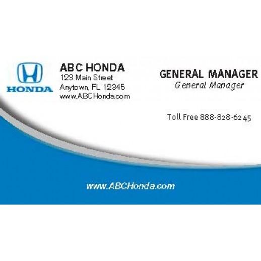 You In This - Buyback Mailer - Honda