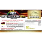 A 2018 Year End Clearance - Automotive Direct Mail - 11 x 6 Laminated Buyback Card Mailer