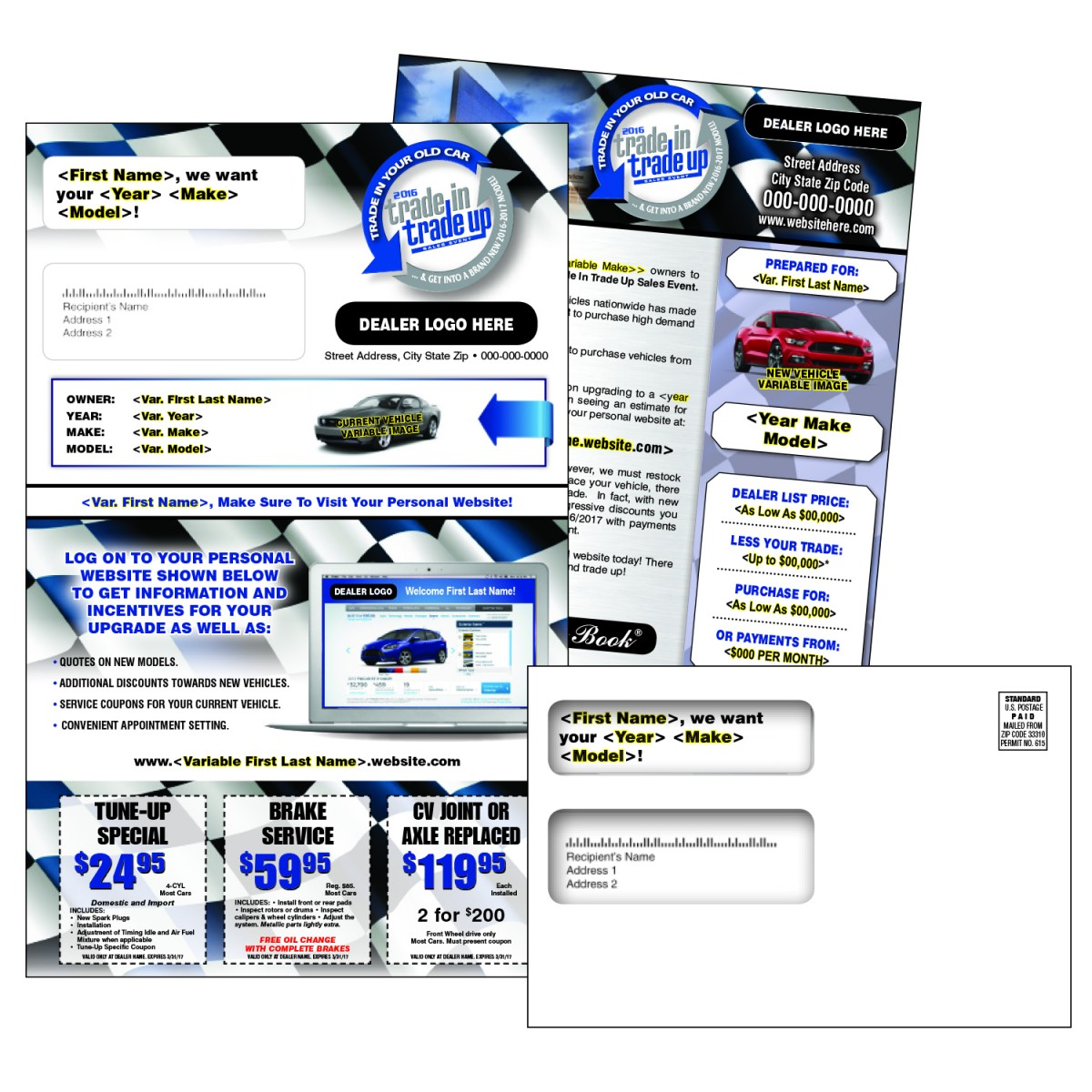 Auto Buyback Trade In & Trade Up Sales Event