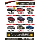 Magazine - 8 Page - Red - Automotive Direct Mail