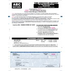 Credit - PreQualified Check mailer