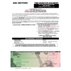 Prequalified Credit - Automotive - TAX Check Mailer