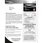 Auto Platinum Plus Credit - Embossed Card Mailer