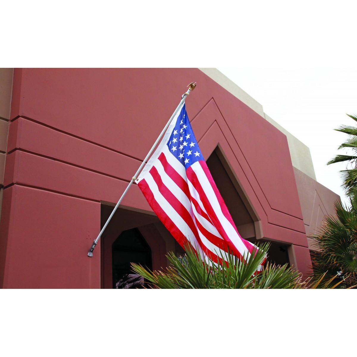 Patriotic Flag Pole Kit